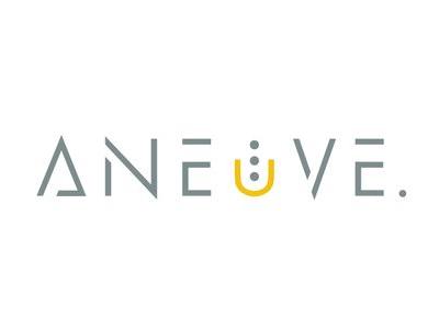 Neuve font logo designs