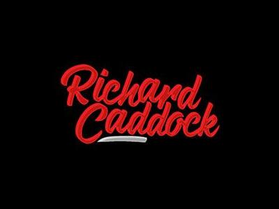 Richard font logo design