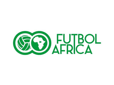 Africa football logo design
