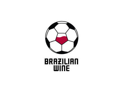 Brazilian football logo design