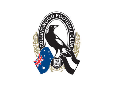 Collingwood football club logo design