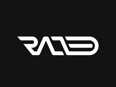 Naming text logo design