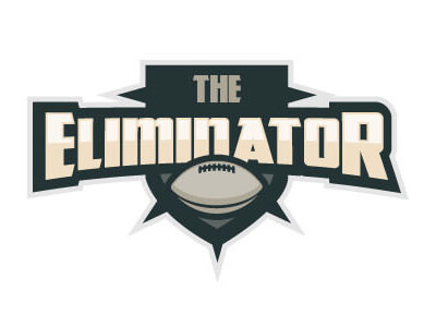 Eliminator football club logo design