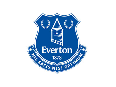 Everton football club logo design