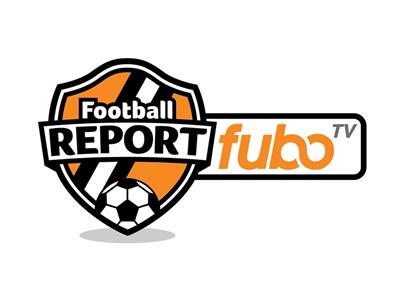 Fubo football logo design
