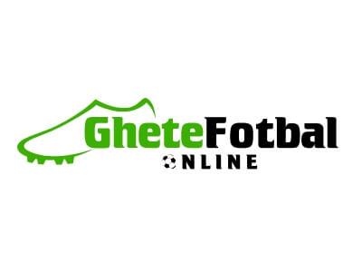 Ghetefotbal soccer logo design