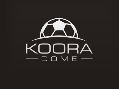 Koora FC logo design