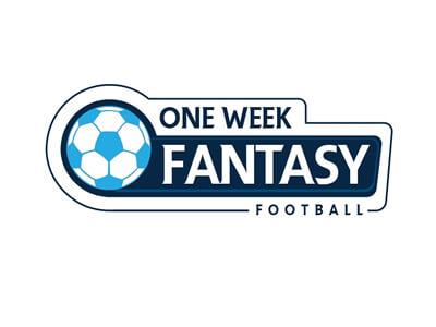oneweek fanatsy fc logo design