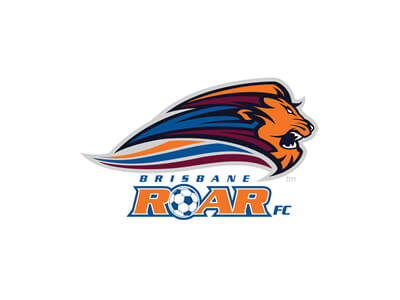 Roar football team logo design