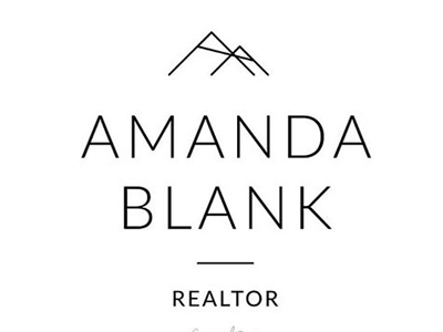 Amanda Residential Real Estate Logo Design