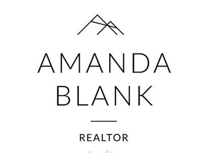 Amanda Residential Real Estate Logo Design