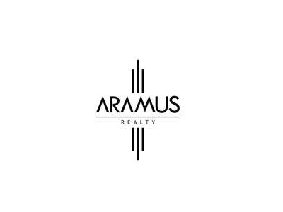 Aramus Commercial Real Estate Logo Design