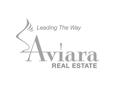 Aviara Commercial Real Estate Logo Design