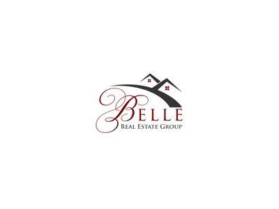 Belle Commercial Real Estate Logo Design