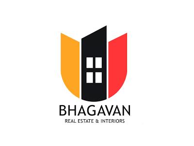 Bhagavan Commercial Real Estate Logo Design