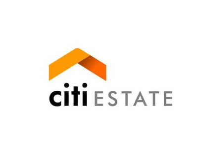 Citi Estate Commercial Real Estate Logo Design