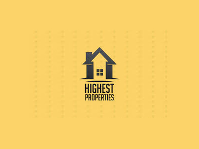 Highest Commercial Real Estate Logo Design