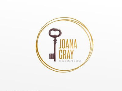 Joana Gray Land Real Estate Logos