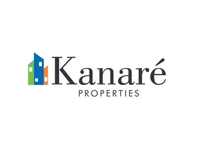 Kanare Commercial Real Estate Logo Design