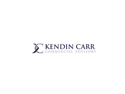 Kendin carr Commercial Real Estate Logo Design