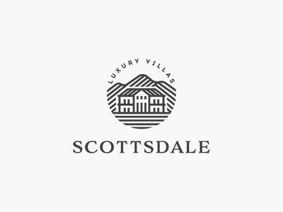 Scottsdale Land Real Estate Logos