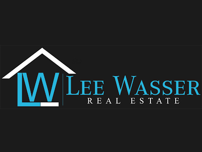 Lee Wasser Commercial Real Estate Logo Design