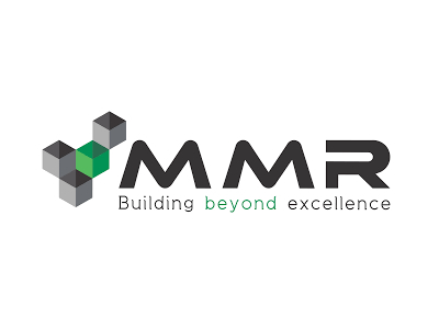 MMR Commercial Real Estate Logo Design