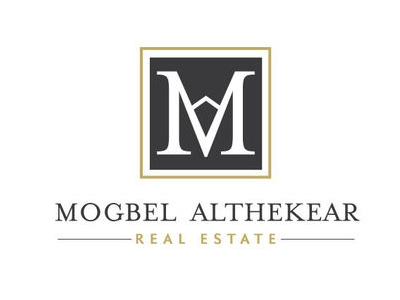Mogbel Athekear Commercial Real Estate Logo Design