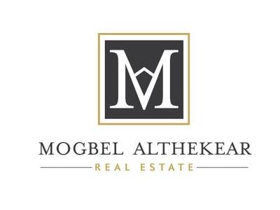 Mogbel Athekear Commercial Real Estate Logo Design