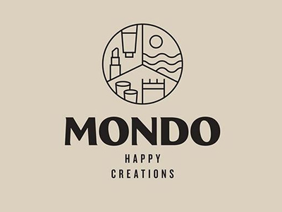 Mondo Land Real Estate Logo designs