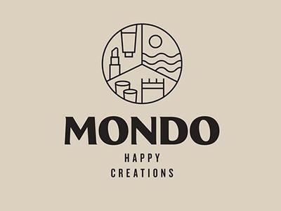 Mondo Land Real Estate Logo designs