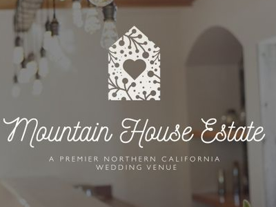 Mountain house Commercial Real Estate Logo Design