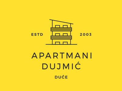 Apartmani Dujmic Residential Real Estate Logos