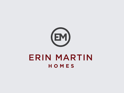 Erin Martin Residential Real Estate Logos