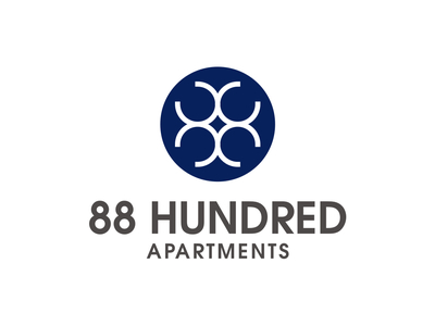88 Hundred Real Estate Logo Designs