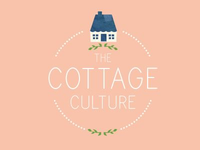 Cottage Culture Real Estate Logo Designs