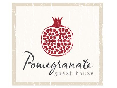Pomegranate Real Estate Logo Designs