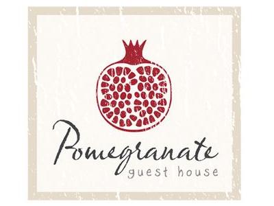 Pomegranate Real Estate Logo Designs