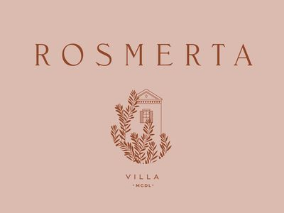 Rosmerta Real Estate Logo Designs