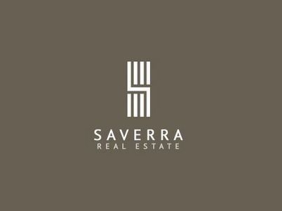 Saverra Commercial Real Estate Logo Design