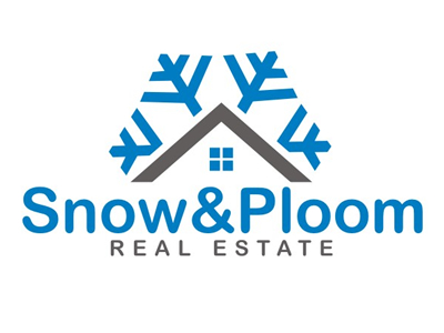 Snow & Ploom Commercial Real Estate Logos