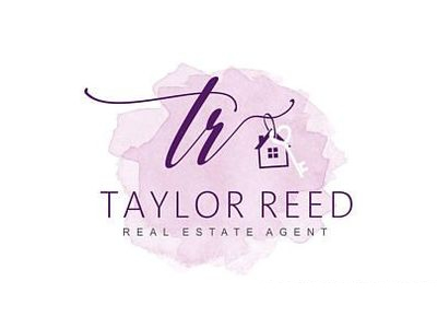 Taylor Reed Land Real Estate Logo design