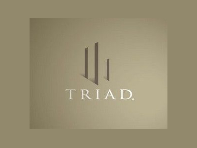 Triad Real Estate Logo Designs