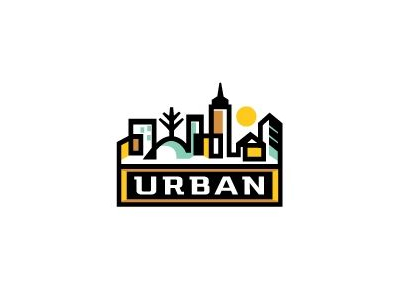Urban Commercial Real Estate Logos