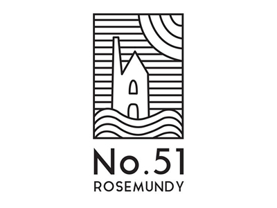Rosemundy Commercial Real Estate Logo Design