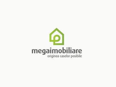Megaimobiliare Commercial Real Estate Logo Design
