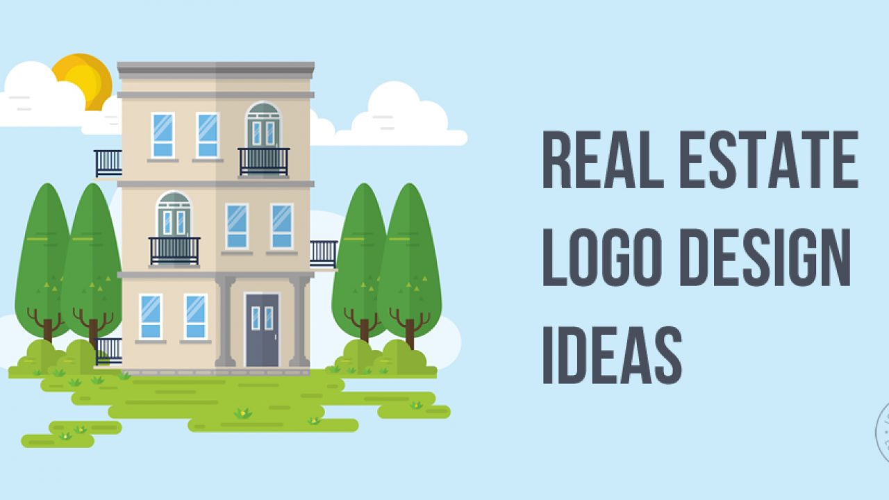 Real Estate Logo Design Inspiration It S Time To Influence House Hunters