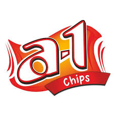 Food & Beverage industry logo design - A1 Chips