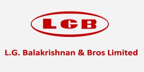 Manufacturing company logo design - LGB
