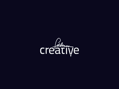 Feldmancreative Influencer Logo Design